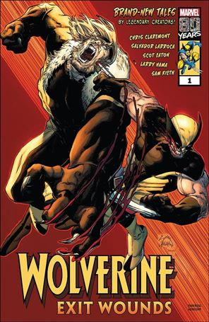 Wolverine: Exit Wounds 1-A