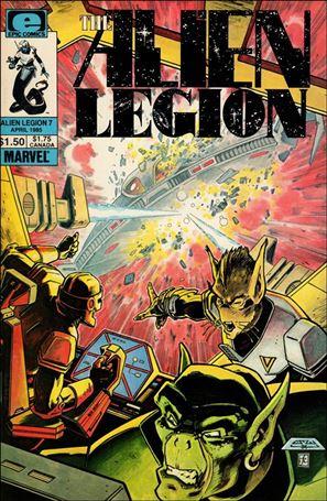 Alien Legion (1984) 7-A