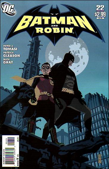Batman and Robin (2009) 22-B by DC