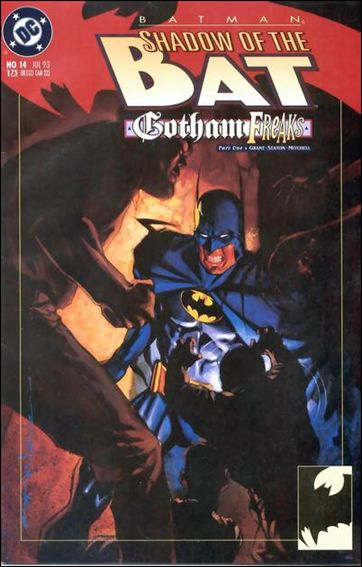 Batman: Shadow of the Bat 14-A by DC