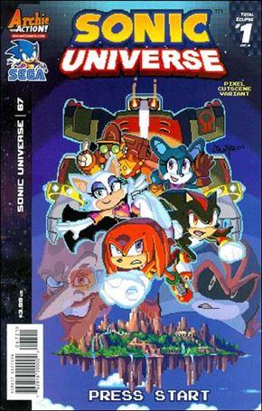 Sonic Universe 67-B