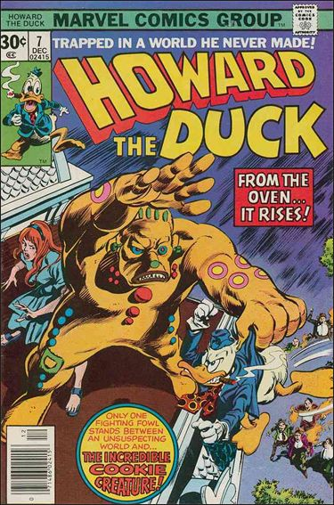 Howard the Duck (1976) 7-A by Marvel