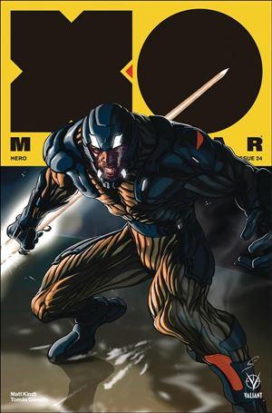 X-O Manowar (2017) 24-B