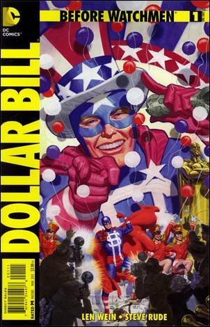 Before Watchmen: Dollar Bill 1-A by DC