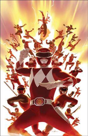 Mighty Morphin Power Rangers 26-C