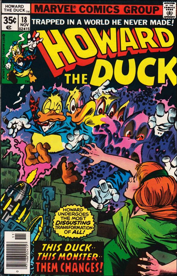 Howard the Duck (1976) 18-A by Marvel