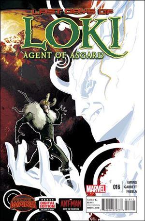 Loki: Agent of Asgard 16-A