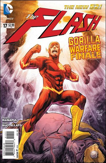 Flash (2011) 17-A by DC