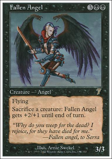 Magic the Gathering: 7th Edition (Base Set)134-A by Wizards of the Coast