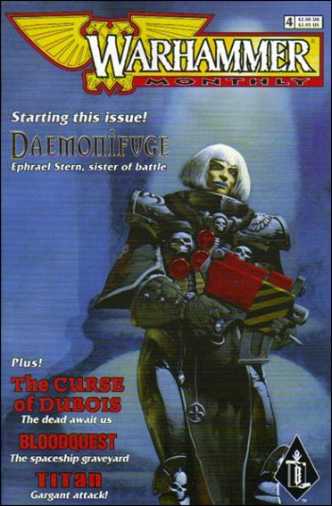 Warhammer Monthly 4-A by Black Library