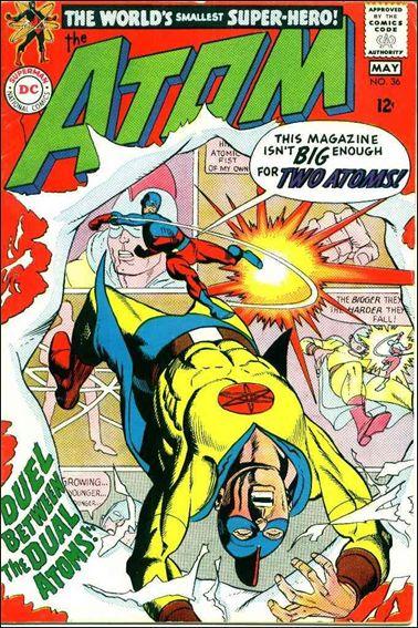Atom 36-A by DC