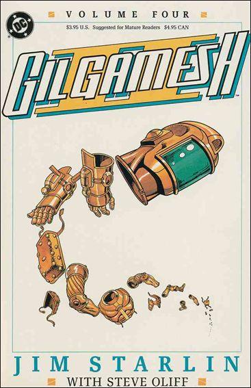 Gilgamesh II 4-A by DC