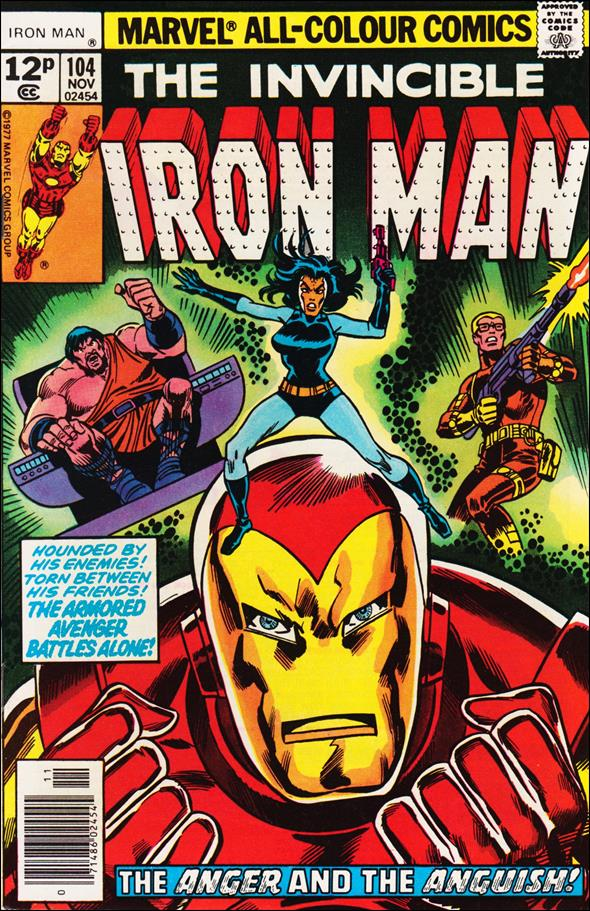 Iron Man (1968) 104-B by Marvel