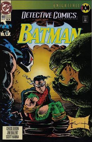 Detective Comics (1937) 660-B