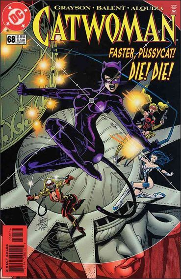 Catwoman (1993) 68-A by DC