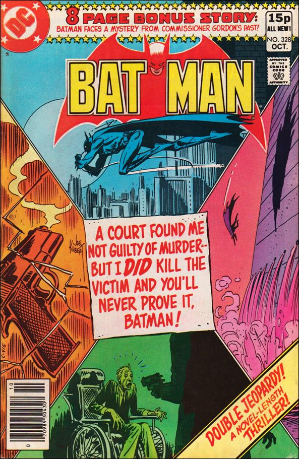 Batman (1940) 328-B by DC