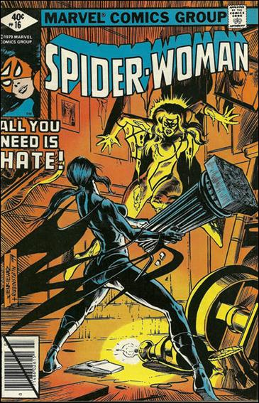 Spider-Woman (1978) 16-A by Marvel