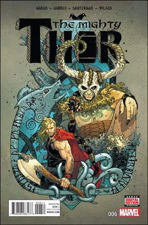Mighty Thor (2016) 6-A