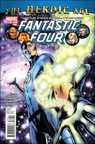 Fantastic Four (1961) 579-A by Marvel