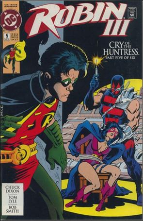 Robin III: Cry of the Huntress 5-A