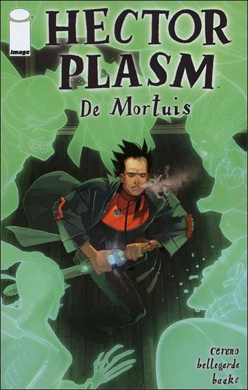 Hector Plasm: De Mortius 1-A by Image