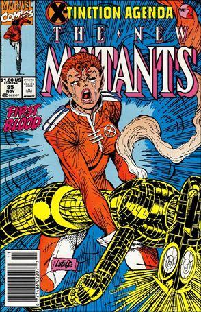 New Mutants (1983) 95-A