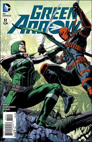 Green Arrow (2011) 51-A