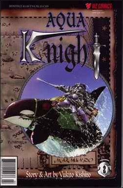 Aqua Knight 2-A by Viz