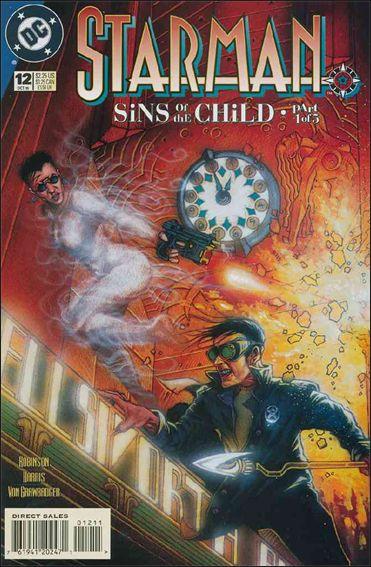 Starman (1994) 12-A by DC