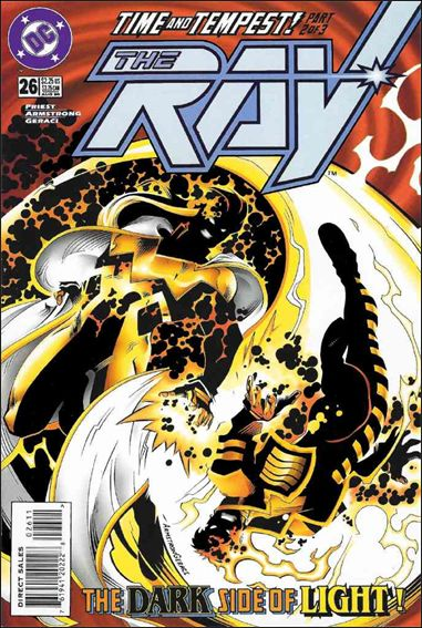 Ray (1994) 26-A by DC