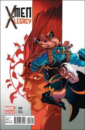X-Men Legacy (2013) 4-B