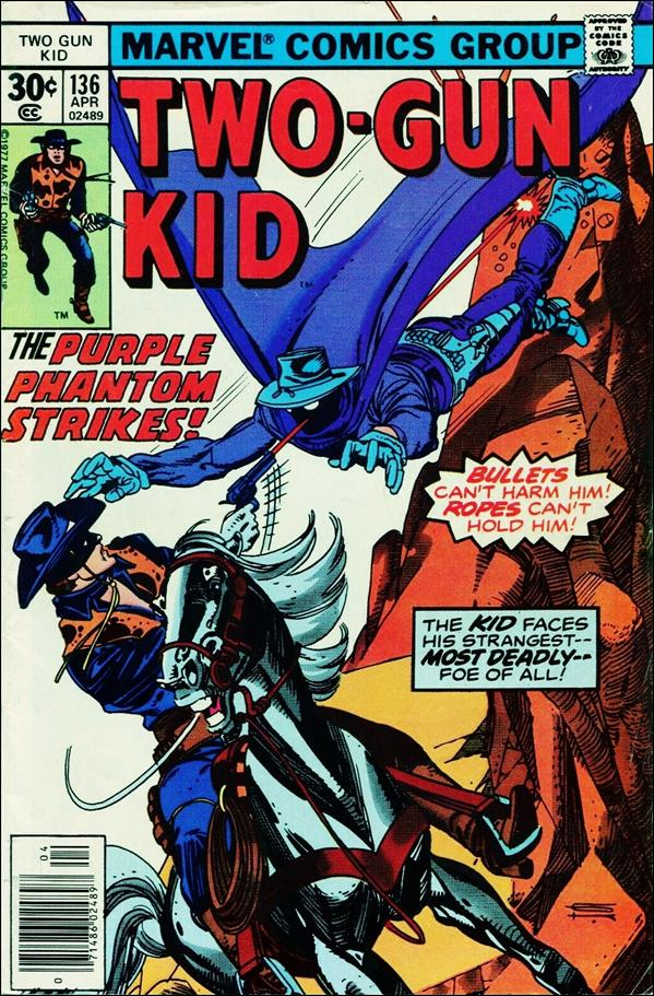 Two-Gun Kid 136-A by Marvel