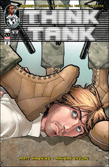 Think Tank 2-A by Top Cow