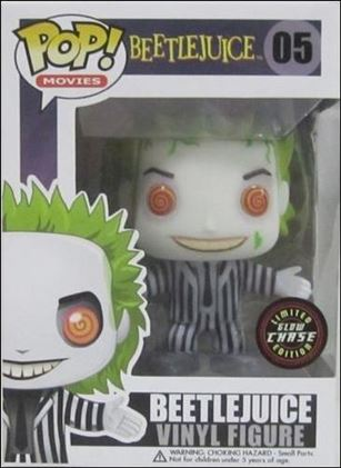 POP! Movies Beetlejuice (Glow in the Dark Chase)