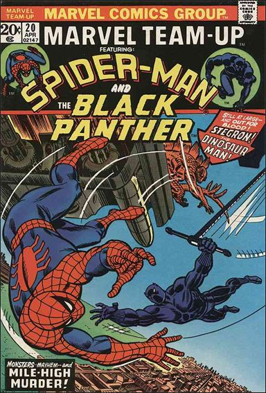 Marvel Team-Up (1972) 20-A by Marvel