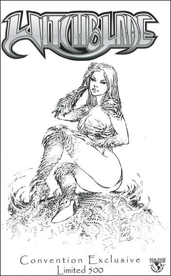Witchblade 60-D by Top Cow