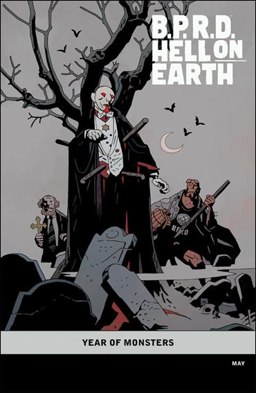 B.P.R.D. Hell on Earth: The Transformation of J. H. O'Donnell 1-B by Dark Horse