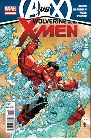 Wolverine &amp; the X-Men 11-A