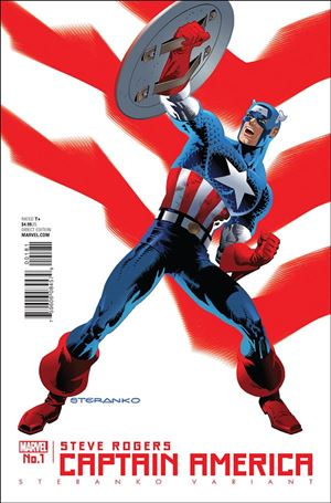 Captain America: Steve Rogers 1-D