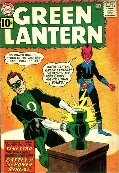 Green Lantern (1960) 9-A by DC