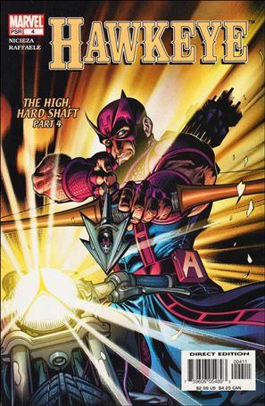 Hawkeye (2003) 4-A