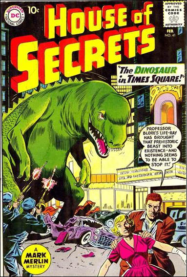 House of Secrets (1956) 41-A by DC