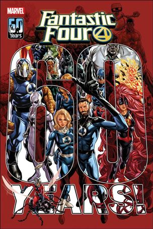 Fantastic Four (2018) 35-A