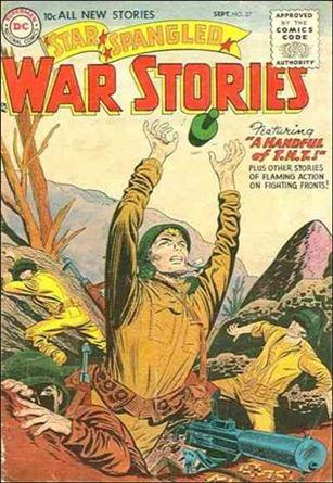 Star Spangled War Stories (1952) 37-A