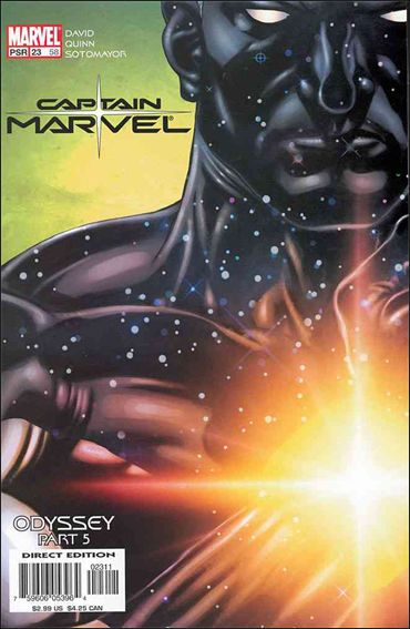 Captain Marvel (2002) 23-A by Marvel