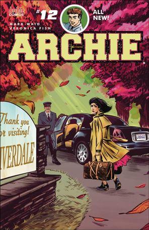 Archie (2015) 12-A
