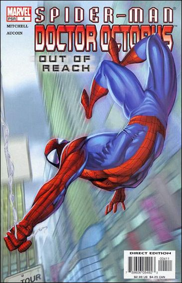 Spider-Man/Doctor Octopus: Out of Reach 4-A by Marvel
