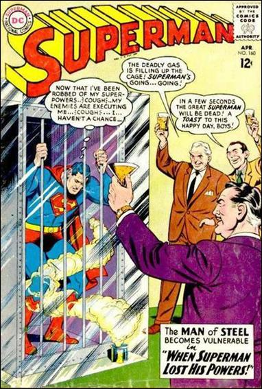 Superman (1939) 160-A by DC