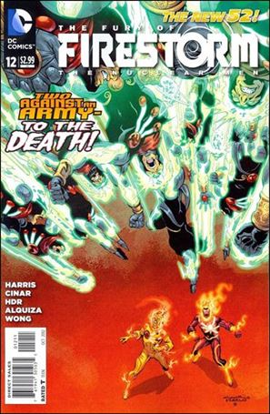 Fury of Firestorm: The Nuclear Men 12-A