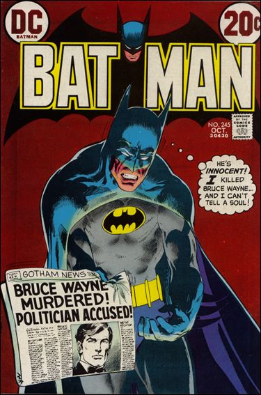 Batman (1940) 245-A by DC